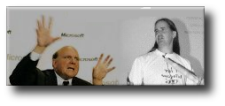 Gutmann, Peter and Steve Ballmer