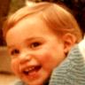 Roy Schestowitz as baby