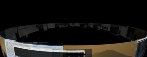 Sphere KDE