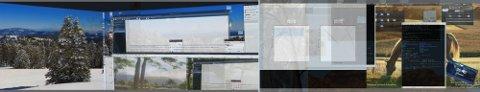 KDE3 and KDE4