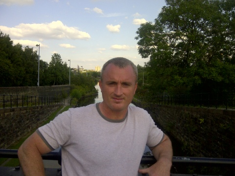 Mike Coogan in Manchester