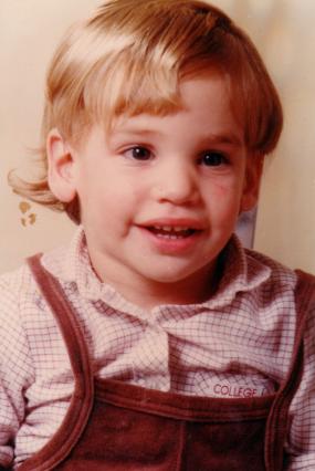 Roy Schestowitz in 1984