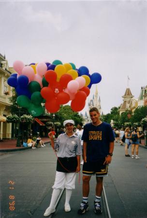 Roy Schestowitz in 1998, Orlando