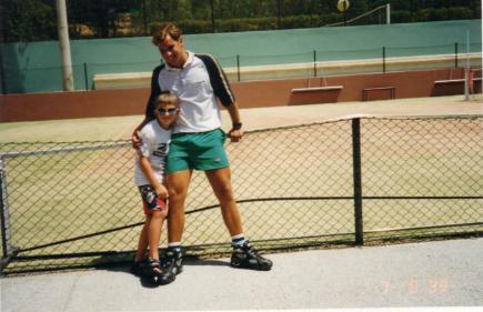 Roy Schestowitz in 1999