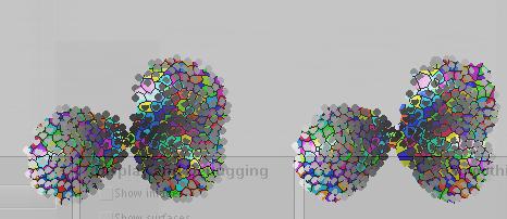 Diffusion match