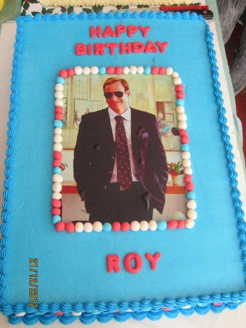 Cake Roy Schestowitz