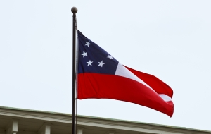 1st confederate flag
