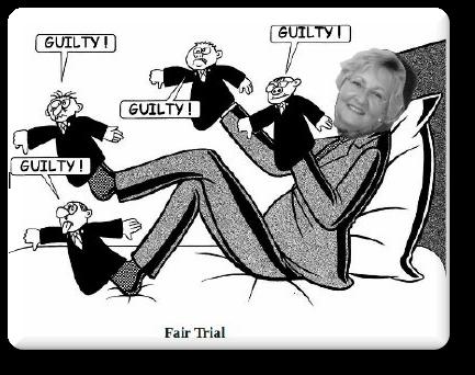Leonie Brinkema trial