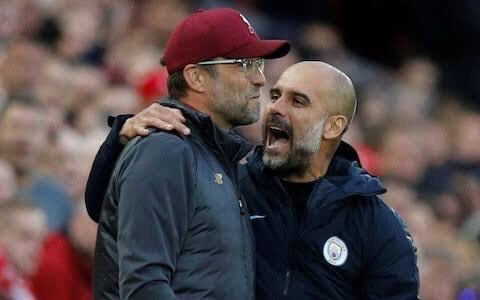 Pep and Jürgen