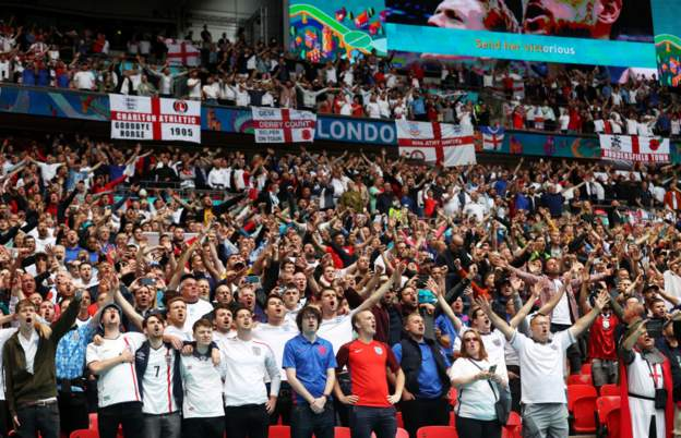 Wembley match