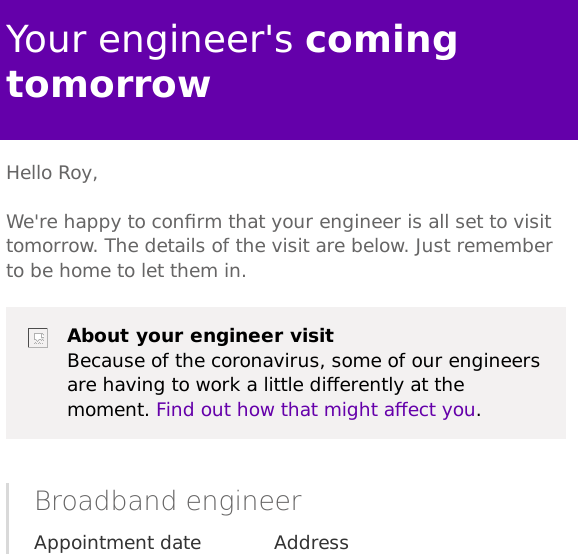 BT engineer