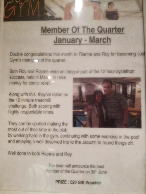 Members of the quarter