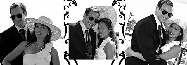 wed 093 tri fold black and white wedding invitations is 85336a