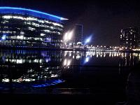 Salford Quays and Lowry Mall